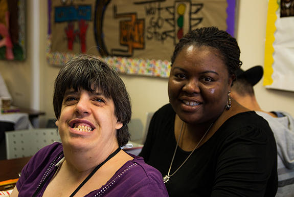 HeartShare's frontline workers often exceed expectations in helping people with intellectual and developmental disabilities lead fulfilling, independent lives.