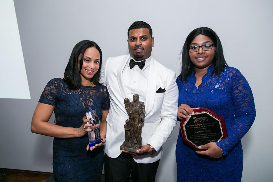 three-honorees