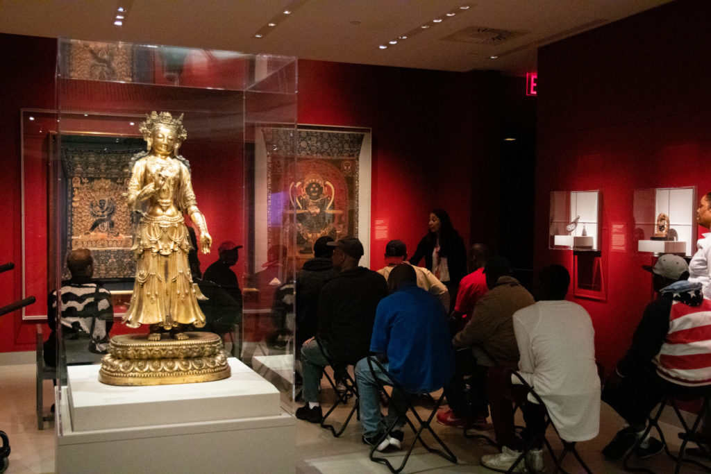 ArtShare at the Rubin Museum-45