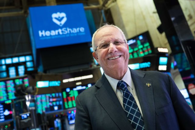 HeartShare Spring Gala 2020_President and CEO_William R. Guarinello