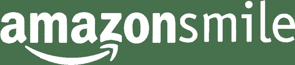 White Amazon Smile Logo